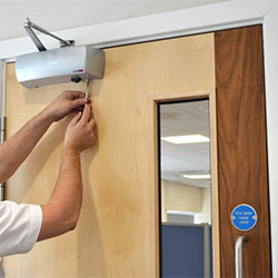 Recommended 24 Hour Fire Door Specialists in Childs Hill NW3