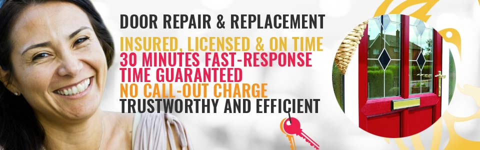 Fast-Response 24 Hour Upvc Door Repairs & Replacements for Homes & Commercial Properties across London