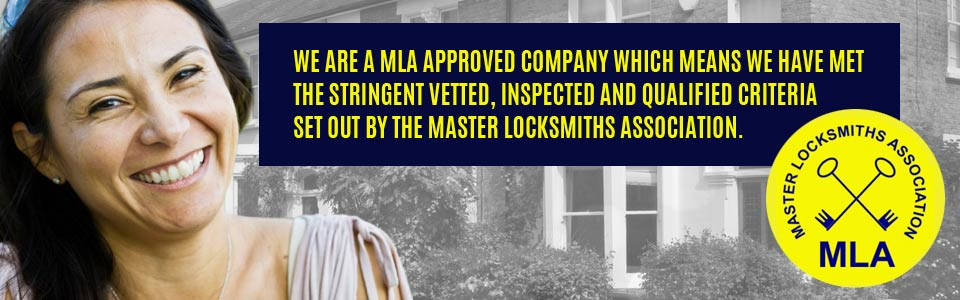 We are proud Members of The Master Locksmith Association